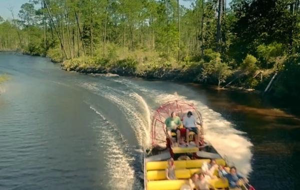 Video Thumbnail - vimeo - Ecotourism_1_FanBoat