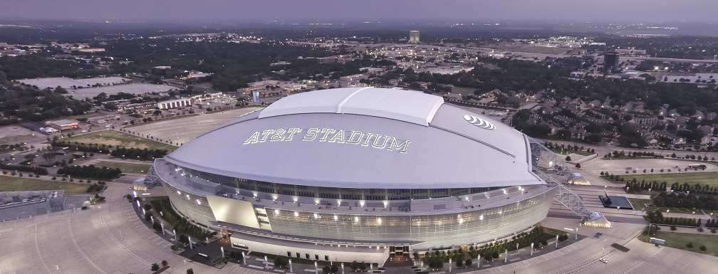 Image result for at&t stadium