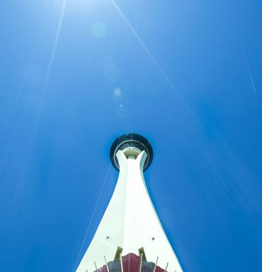 Skyjump at Stratosphere Casino, Hotel and Tower
