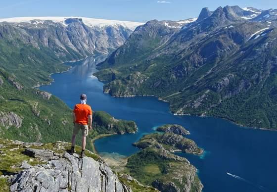 Nordfjorden, Rødøy, Helgeland