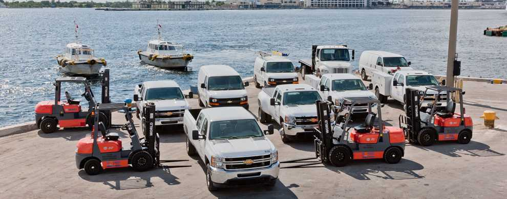 bio-diesel boats and trucks