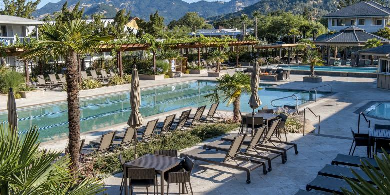 Spas In Napa Valley Massages Mud Amp Mineral Baths