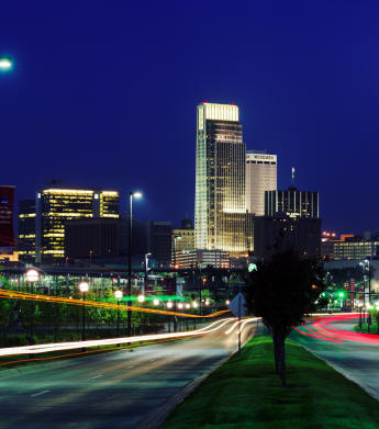 Omaha Skylines