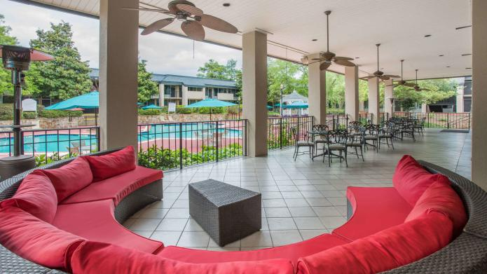 Baymont Inn and Suites Pool Augusta