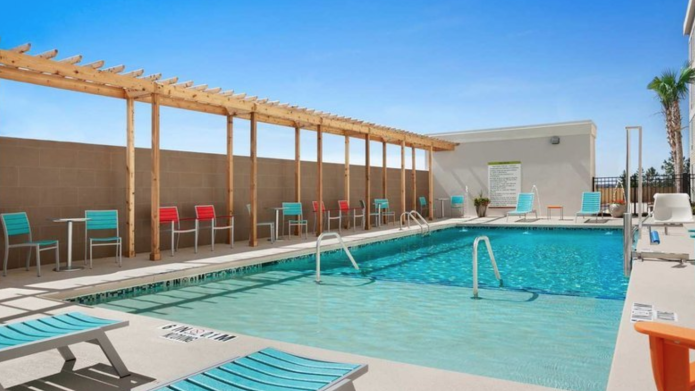 Home2 Suites Pool Augusta