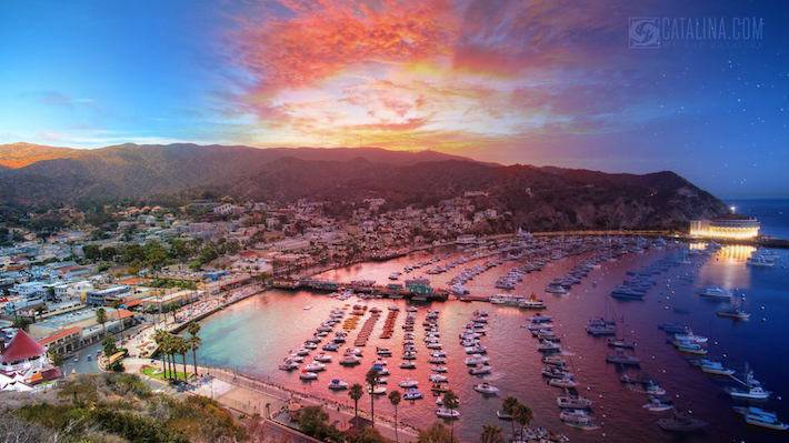 Catalina Island March Weather
