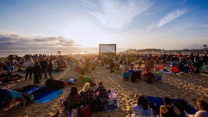 Best Movie Theater In Huntington Beach