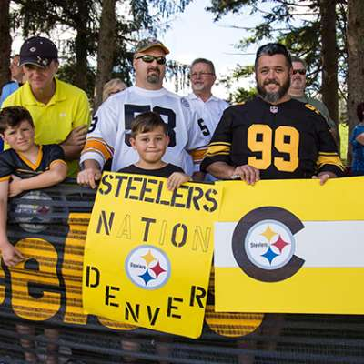 Your Ultimate Guide to Pittsburgh Steelers Training Camp