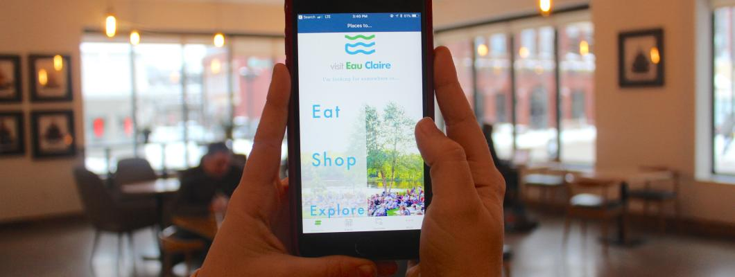 Take Eau Claire on the Go