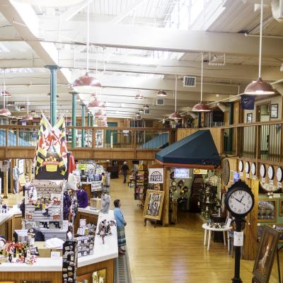 Savage Mill Shops 1