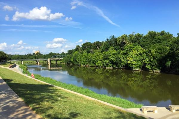 12 Things To Do Along The Trinity Trails