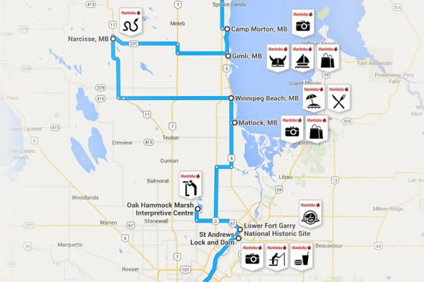 A road trip through the Interlake.