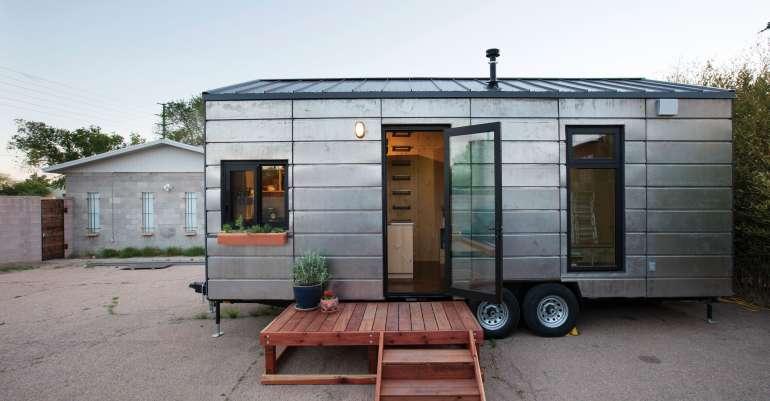 Zane Fischer's Tiny House