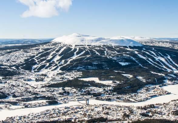 Trysil - największy norweski ośrodek narciarski