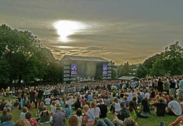 Øyafestivalen, Oslo