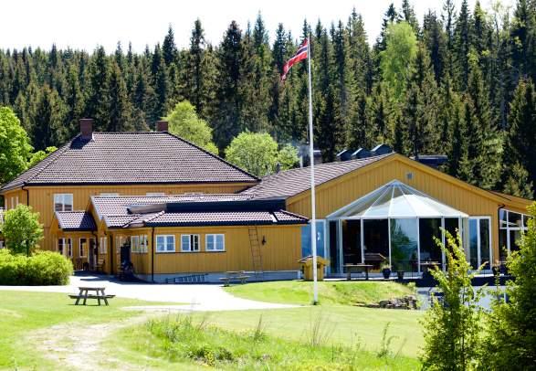 Kleivstua hotell