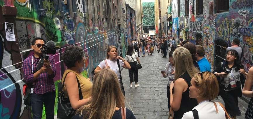 Melbourne City Experience, Laneway Tour