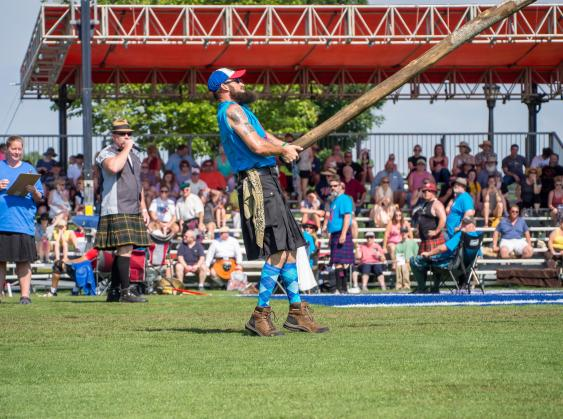 Greenville Scottish Games Schedule