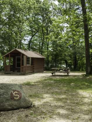Burlingame Campground-Charlestown-South County