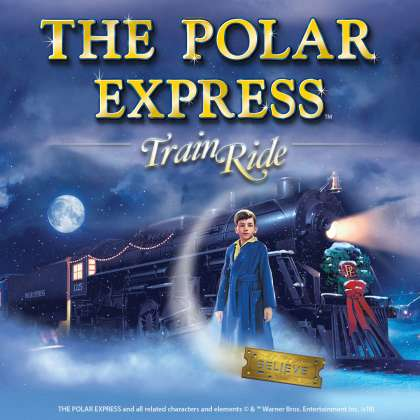 The Polar Express Train Ride