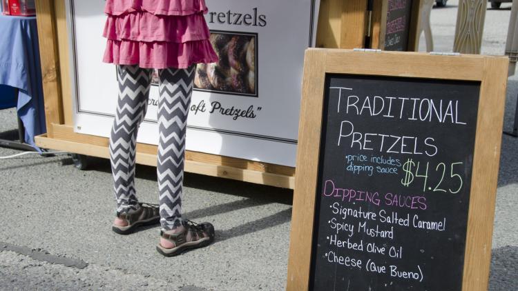 Peterson's Pretzels 2018