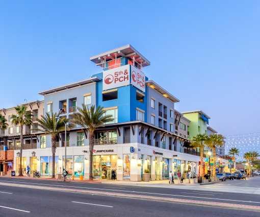 Huntington Beach 5th & PCH