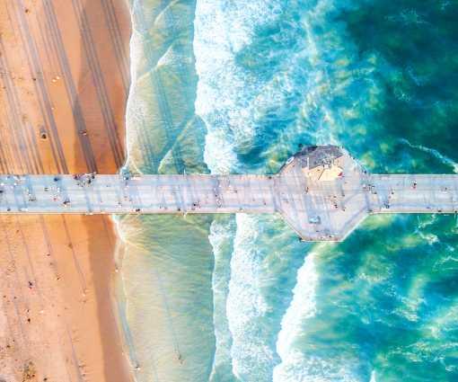 Huntington Beach Best California Beach