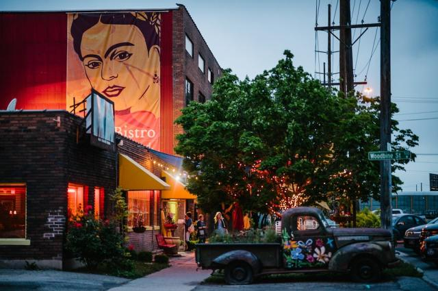 Frida Bistro Streetview