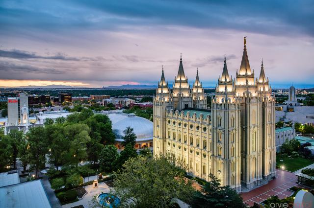 See what makes Temple Square one of the most popular attractions in Utah