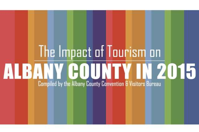 2015 Economic Impact of Tourism on Albany County