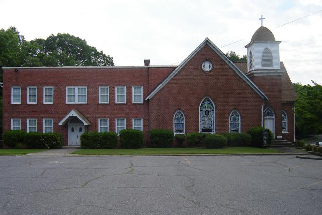 Cliffside United Methodist Church