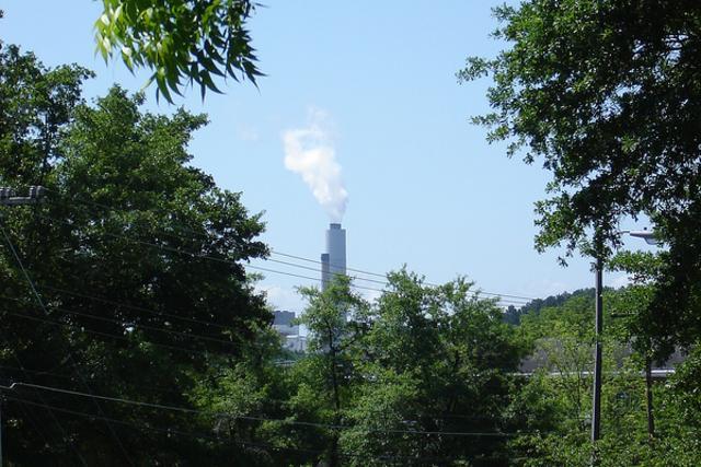 Cliffside Steam Station