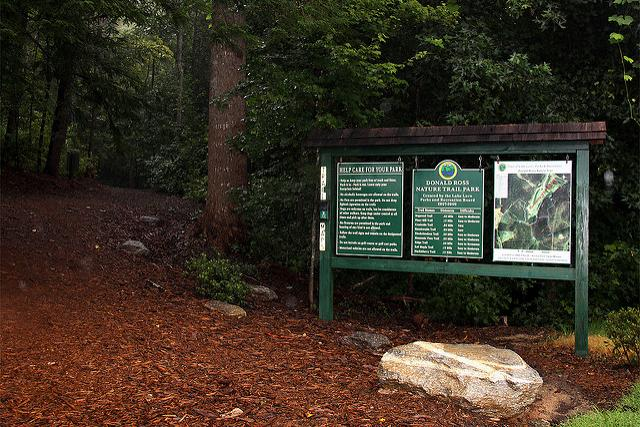 Donald Ross Nature Trail Park