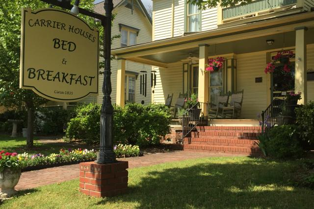 Carrier House B&B