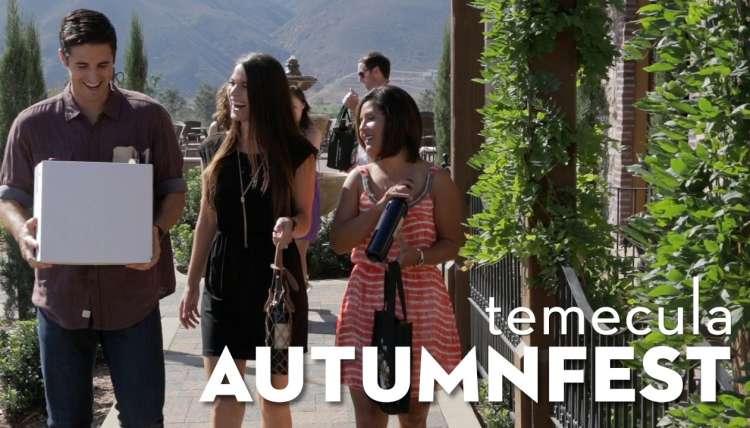 Temecula Autumnfest Campaign