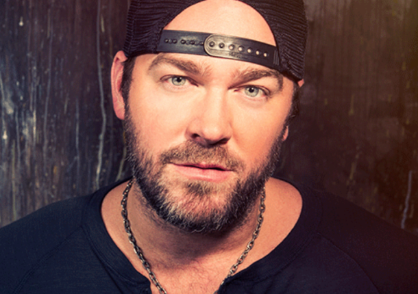 Lee Brice at Party in the Prairie