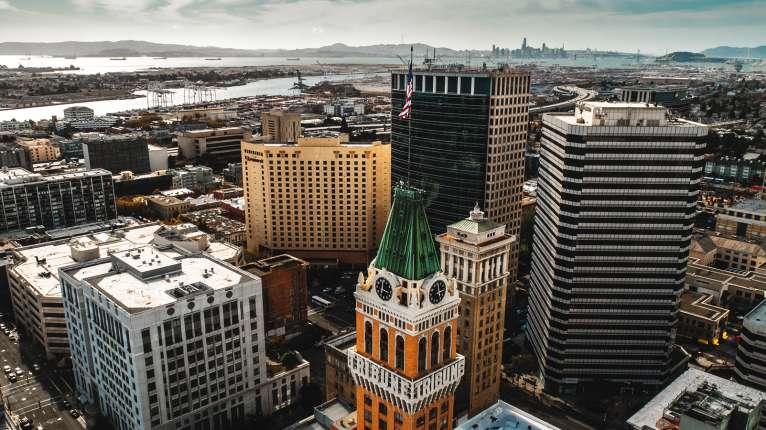Downtown Oakland Neighborhood