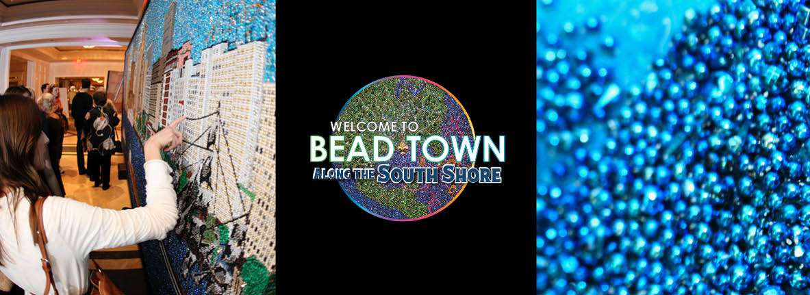 Bead Town Along the South Shore