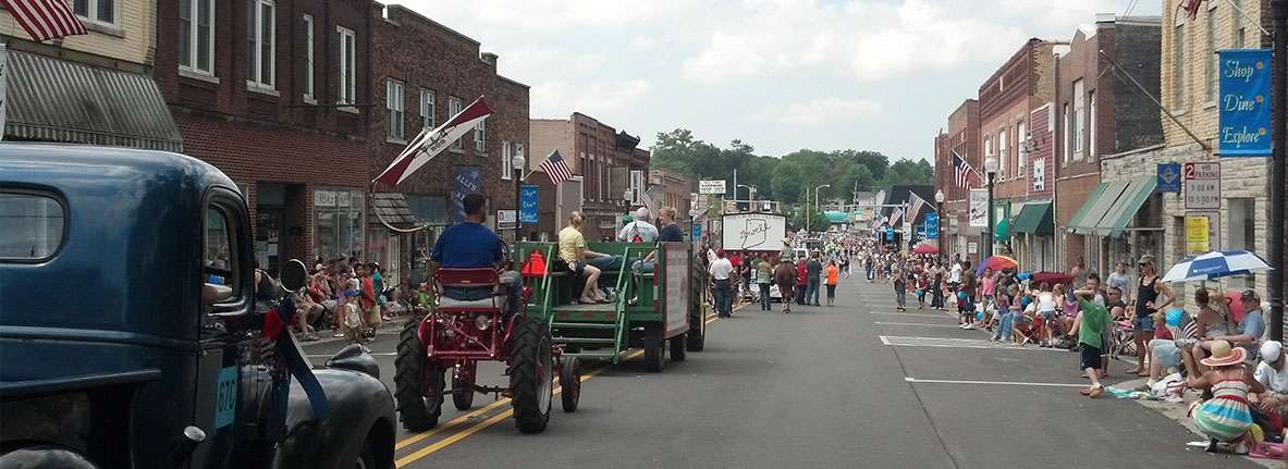 Lowell Indiana Labor Day Parade