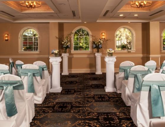 Siena Hotel Wedding
