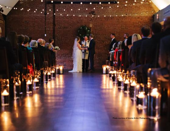 Wedding at TOPO Great Room