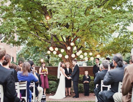 Wedding at Carolina Inn
