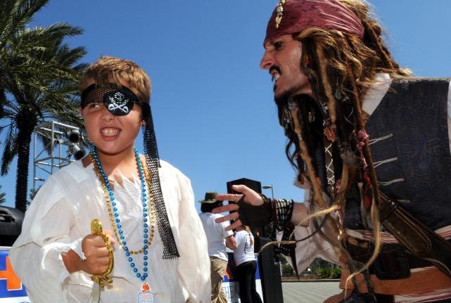 Pirates of the High Seas Photo 1