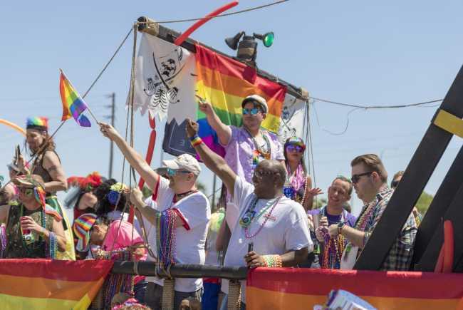 Gay tampa st petersburg