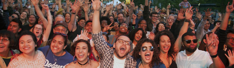 PVDFest Crowd