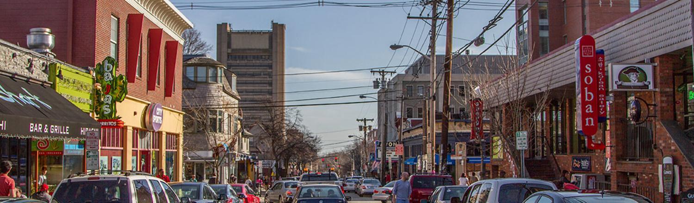 Thayer Street Providence
