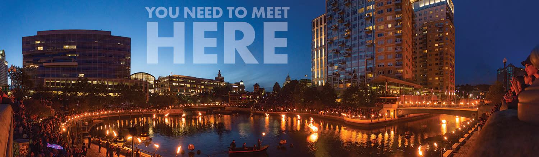 GoProvidence: Meet Here