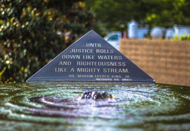 Martin Luther King Memorial Gardens