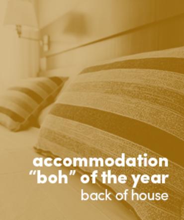 Accommodation BOH