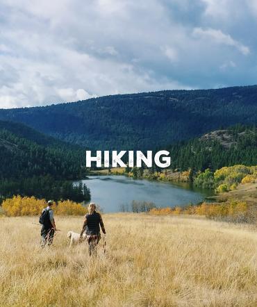 Hiking Endless Summer